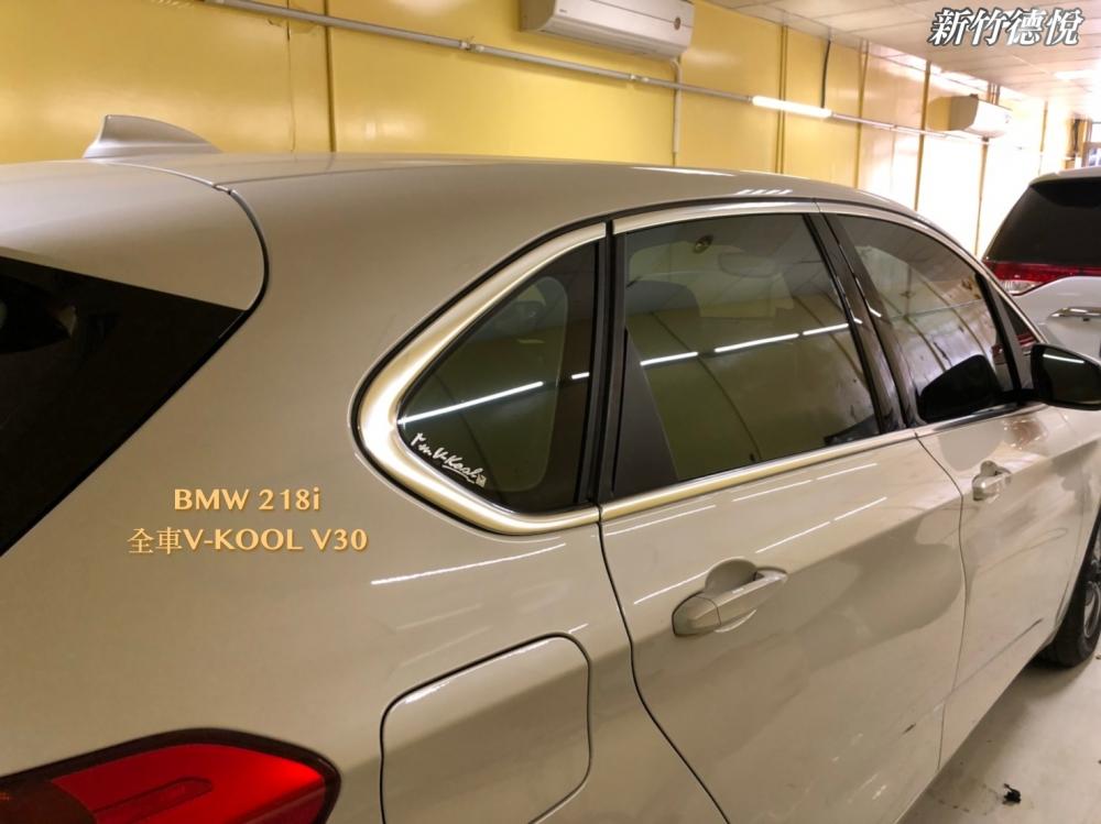 BMW 218i 全車V-KOOL V30